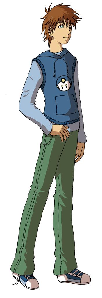 Modern clothing - boy