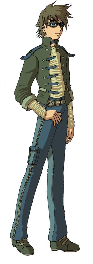 Sci-fi clothing - boy
